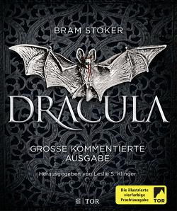 Dracula – Große kommentierte Ausgabe von Fliedner,  Andreas, Klinger,  Leslie, Nohl,  Andreas, Siefener,  Michael, Stoker,  Bram