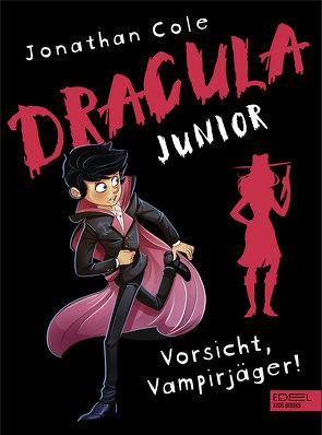 Dracula junior von Cole,  Jonathan, Zapf