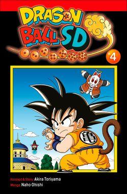 Dragon Ball SD 4 von Akira Toriyama (Original Story), Ohishi,  Naho, von Teichman,  Cordelia