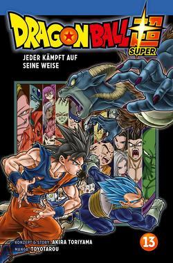 Dragon Ball Super 13 von Akira Toriyama (Original Story), Suzuki,  Cordelia, Toyotarou