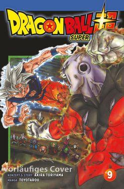 Dragon Ball Super 9 von Akira Toriyama (Original Story), Toyotarou, von Teichman,  Cordelia
