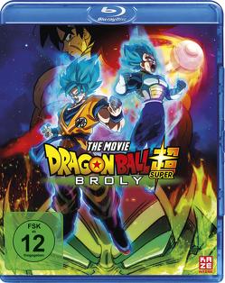 Dragon Ball Super: Broly – Blu-ray von Nagamine,  Tatsuya