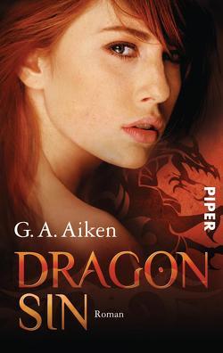 Dragon Sin von Aiken,  G. A., Siefener,  Michael