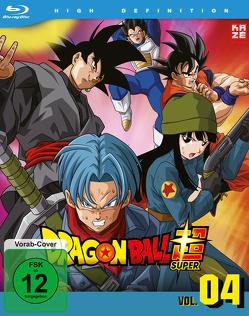 Dragonball Super – 4. Arc: Trunks aus der Zukunft – Episoden 47-61 (2 Blu-rays) von Chioka,  Kimitoshi, Hatano,  Kouhei, Hatano,  Morio, Nagamine,  Tatsuya, Nakamura,  Ryōta