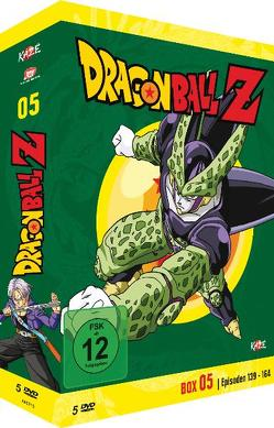 Dragonball Z – Box 5/10 von Nishio,  Daisuke