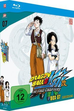 Dragonball Z Kai – Blu-ray Box 7 (2 Blu-rays) – Episoden 99-116 von Nowatari,  Yasuhiro