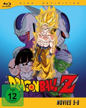 Dragonball Z – Movies Box 2 (2 Blu-rays) von Hashimoto,  Mitsuo, Kikuchi,  Kazuhito, Nishio,  Daisuke, Yamauchi,  Shigeyasu