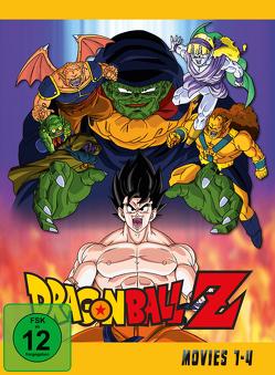 Dragonball Z – Movies DVD-Box 1 von Hashimoto,  Mitsuo, Nishio,  Daisuke