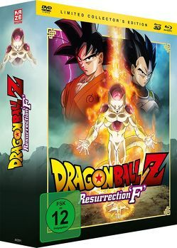 Dragonball Z: Resurrection 'F' – Limited Collector's Edition (DVD, Blu-ray & 3D-Blu-ray) von Yamamuro,  Tadayoshi