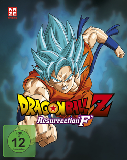 Dragonball Z: Resurrection 'F' – Steelbook – Limited Edition (DVD und Blu-ray) von Yamamuro,  Tadayoshi