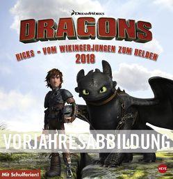 Dragons Broschurkalender – Kalender 2019 von Heye