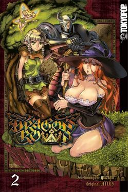 Dragon's Crown 02 von ATLUS, yuztan