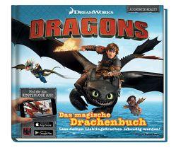 Dragons: Das magische Drachenbuch (Augmented Reality) von Böttler,  Carolin, Stead,  Emily