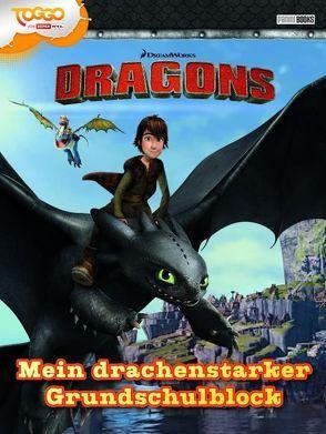 Dragons Grundschulblock von Hoffart,  Nicole