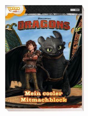 Dragons: Mein cooler Mitmachblock