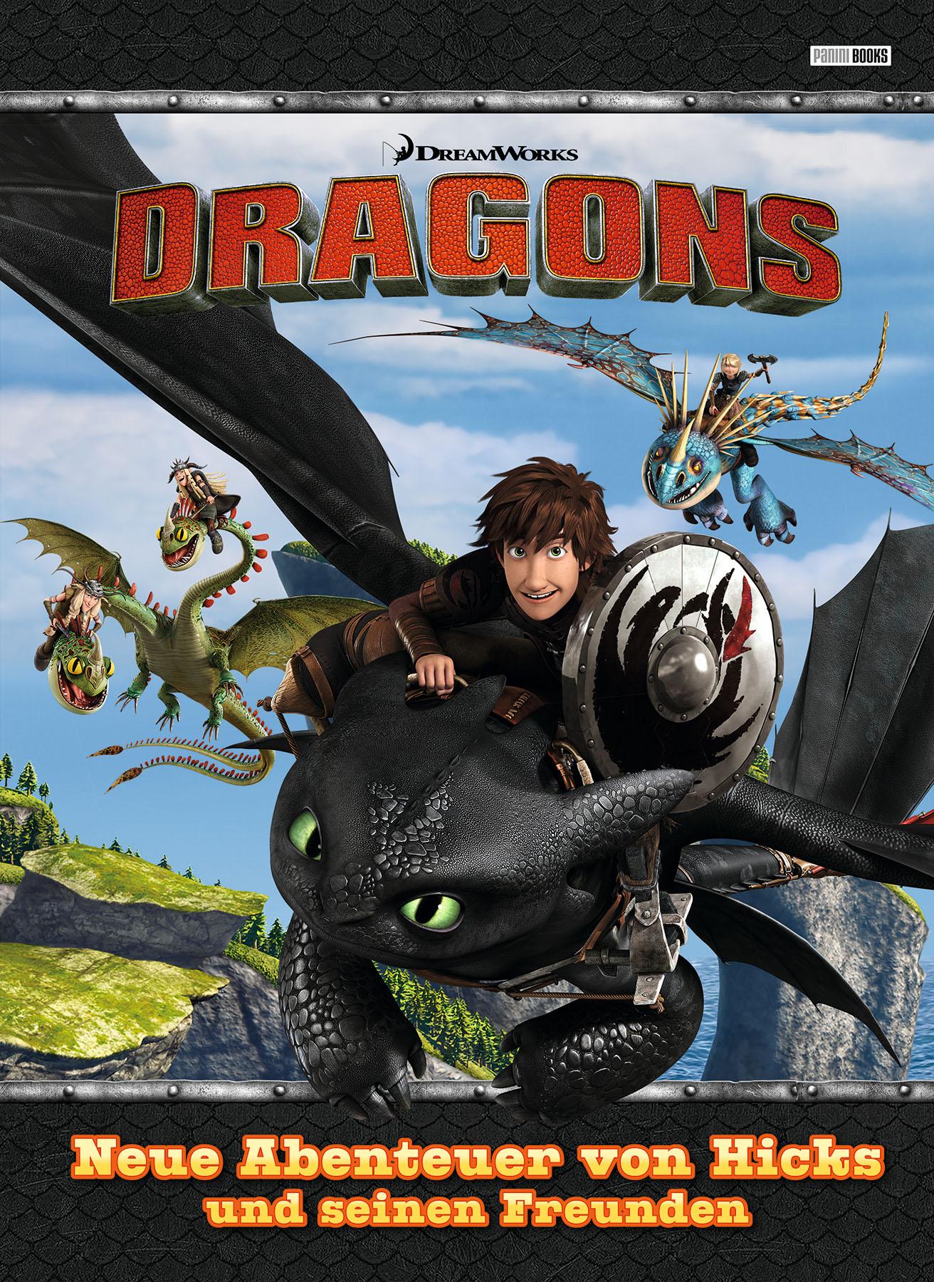 dragons neue abenteuer von hicks und seinen freunden von. Black Bedroom Furniture Sets. Home Design Ideas