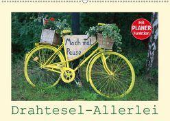 Drahtesel-Allerlei (Wandkalender 2019 DIN A2 quer) von Keller,  Angelika