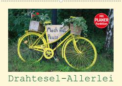Drahtesel-Allerlei (Wandkalender 2020 DIN A2 quer) von Keller,  Angelika