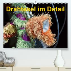 Drahtesel im Detail (Premium, hochwertiger DIN A2 Wandkalender 2021, Kunstdruck in Hochglanz) von Laue,  Ingo