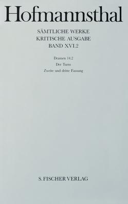 Dramen 14.2 von Bellmann,  Werner, Beyer-Ahlert,  Ingeborg, Hofmannsthal,  Hugo von