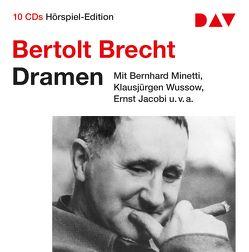 Dramen von Brecht,  Bertolt, Jacobi,  Ernst, Minetti,  Bernhard, u.v.a., Wussow,  Klausjürgen