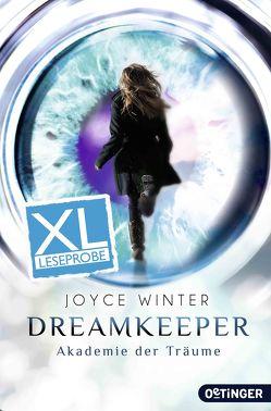 Dreamkeeper. Die Akademie der Träume – XL Leseprobe von Winter,  Joyce