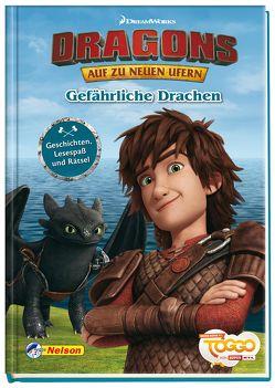 """DreamWorks Dragons: Dreamworks Dragons """"Auf zu neuen Ufern"""": Gefährliche Drachen"""