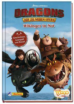 """DreamWorks Dragons: Dreamworks Dragons """"Auf zu neuen Ufern"""": Wikinger in Not"""