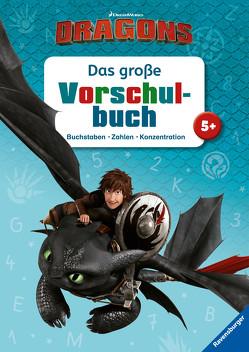 Dreamworks Dragons: Das große Vorschulbuch von Hahn,  Stefanie, Super RTL
