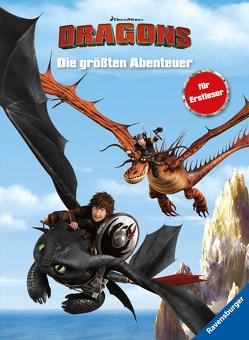 Dreamworks Dragons: Die größten Abenteuer für Erstleser von DreamWorks Animation L.L.C., THiLO