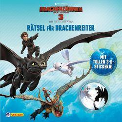 DreamWorks Dragons: Drachenzähmen leicht gemacht 3: Rätsel für Drachenreiter