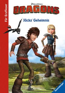 Dreamworks Dragons Hicks' Geheimnis – Für Erstleser von DreamWorks Animation L.L.C., THiLO