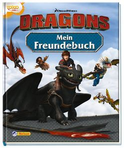 Dreamworks Dragons: Mein Freundebuch von DreamWorks Animation UK Limited