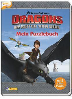 DreamWorks Dragons: Dreamworks Dragons: Mein Puzzlebuch von DreamWorks Animation UK Limited