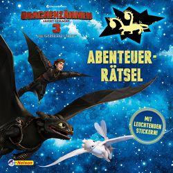 DreamWorks Dragons: VE 5 Drachenzähmen leicht gemacht 3: Abenteuerrätsel