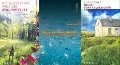 Drei besondere Bücher zu einem besonderen Paketpreis von Aurin,  Marva, Nolan,  Christopher, Whiteley,  Opal