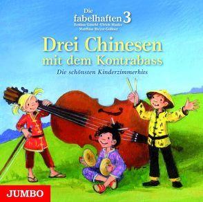 Drei Chinesen mit dem Kontrabaß von Maske,  Ulrich, Meyer-Göllner,  Matthias