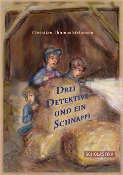 Drei Detektive und ein Schnappi von Sauer,  Thea, Stefansen,  Christian Thomas