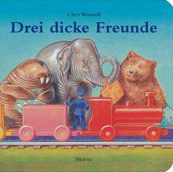 Drei dicke Freunde von Buchinger,  Felix, Wormell,  Chris
