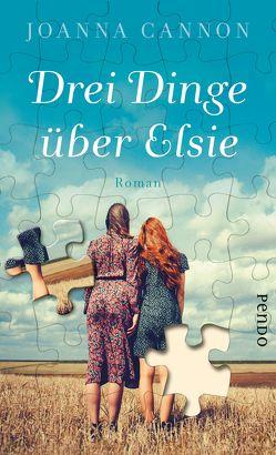 Drei Dinge über Elsie von Cannon,  Joanna, Keller,  Susanne