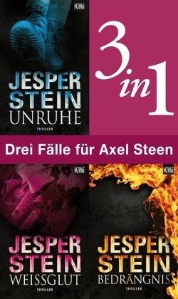 Drei Fälle für Axel Steen (3in1-Bundle) von Stein,  Jesper