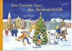 Drei Freunde lösen den Weihnachtsfall von Holzmann,  Angela, Möller,  Silvia