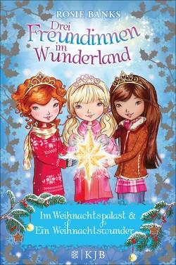 Drei Freundinnen im Wunderland. Im Weihnachtspalast & Ein Weihnachtswunder von Banks,  Rosie, Eisold-Viebig,  Angelika