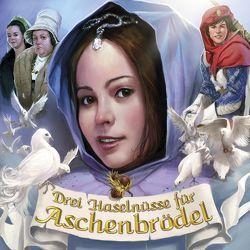 Drei Haselnüsse für Aschenbrödel (Zauberwelt der Märchen 1) von Nemcova,  Bozena, Piasecki,  Christoph, Topf,  Markus