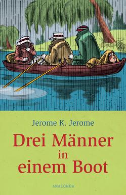 Drei Männer in einem Boot (Roman) von Jerome,  Jerome K., Springer,  A. und M.