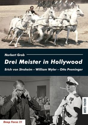 Drei Meister in Hollywood von Grob,  Norbert