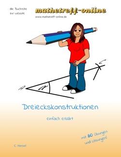Dreieckskonstruktionen von Hensel,  C.