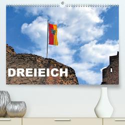 Dreieich (Premium, hochwertiger DIN A2 Wandkalender 2020, Kunstdruck in Hochglanz) von Rank,  Claus-Uwe