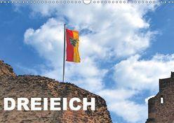 Dreieich (Wandkalender 2019 DIN A3 quer) von Rank,  Claus-Uwe