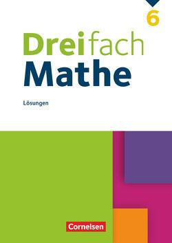 Dreifach Mathe – Ausgabe 2021 – 6. Schuljahr